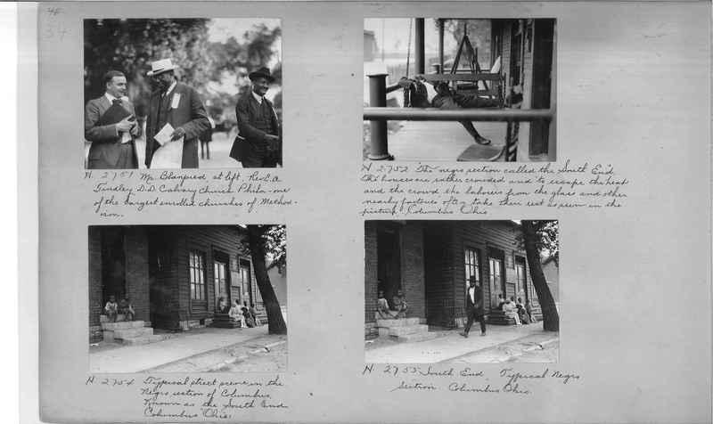 Mission Photograph Album - Negro #1 page 0034