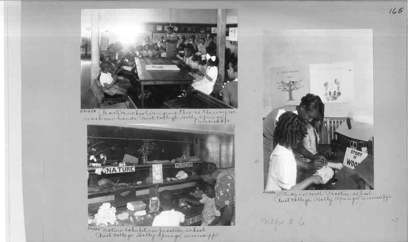 Mission Photograph Album - Negro #6 page 0165