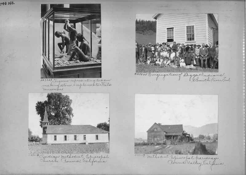 Mission Photograph Album - Indians #2 page_0142