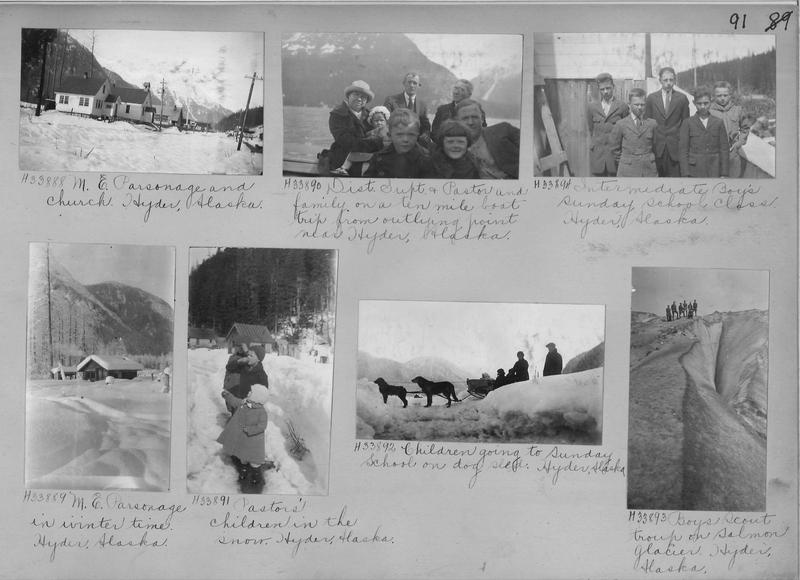 Mission Photograph Album - Alaska #1 page 0091