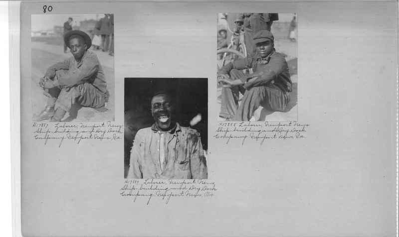 Mission Photograph Album - Negro #2 page 0080