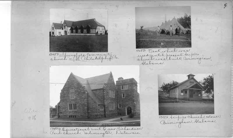 Mission Photograph Album - Cities #16 page 0005