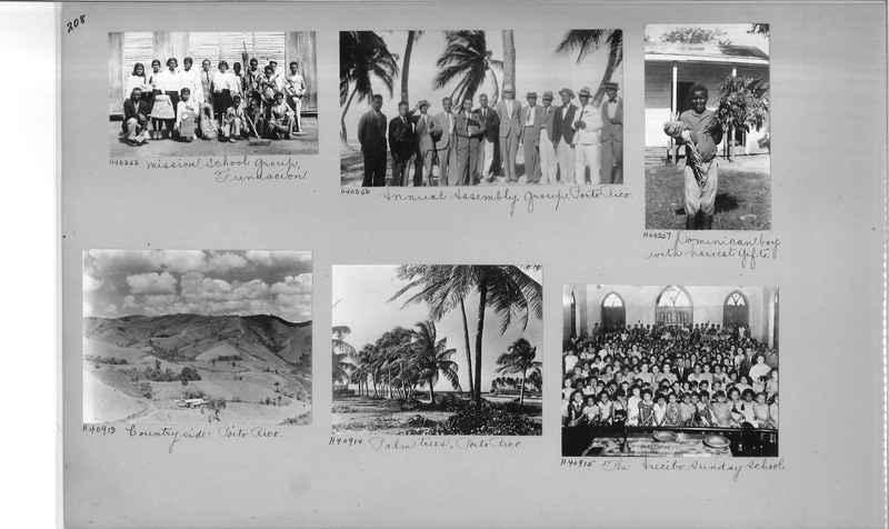 Mission Photograph Album - Puerto Rico #3 page 0208