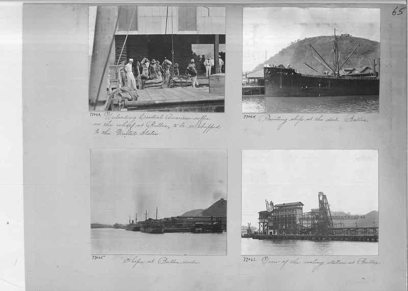 Mission Photograph Album - Panama #03 page 0065