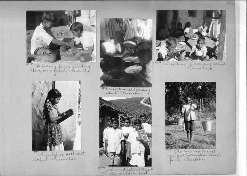 Mission Photograph Album - India #13 Page 0115