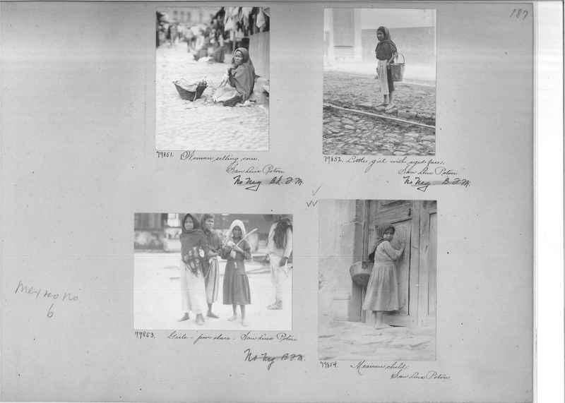 Mission Photograph Album - Mexico #06 page 0187