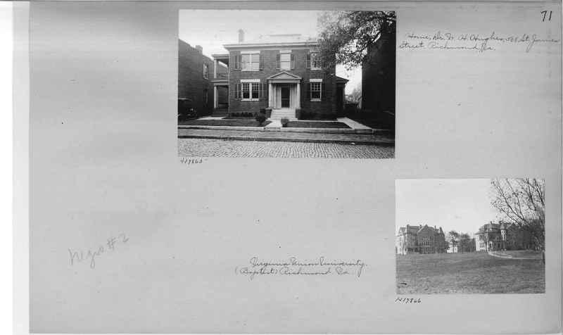 Mission Photograph Album - Negro #2 page 0071
