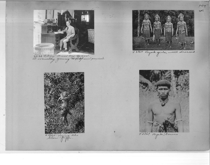 Mission Photograph Album - Malaysia #2 page 0201