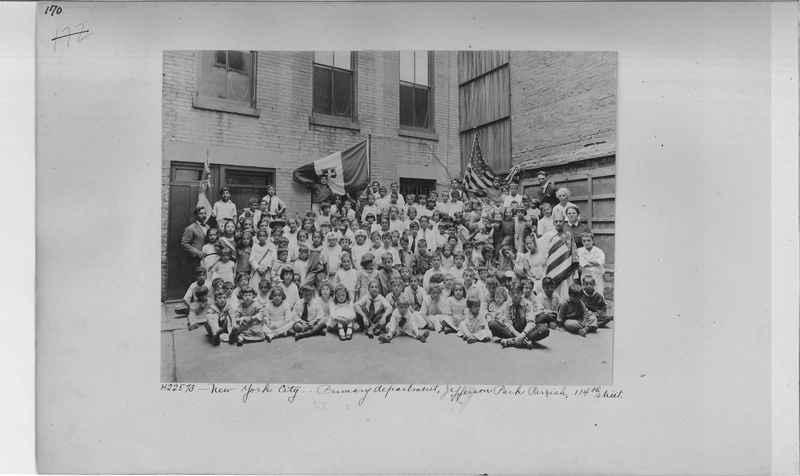 Mission Photograph Album - Cities #10 page 0170