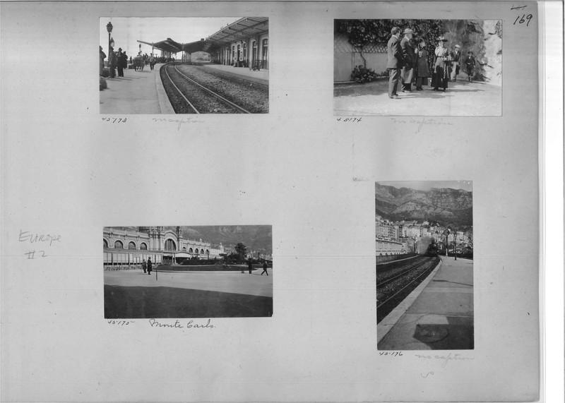 Mission Photograph Album - Europe #02 Page 0169