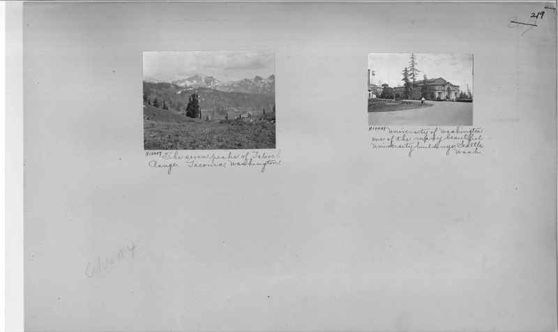 Mission Photograph Album - Cities #4 page 0219