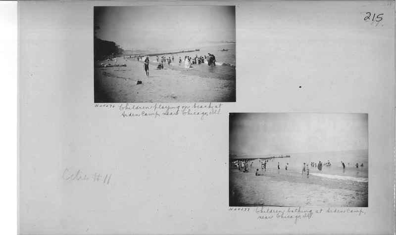Mission Photograph Album - Cities #11 page 0215