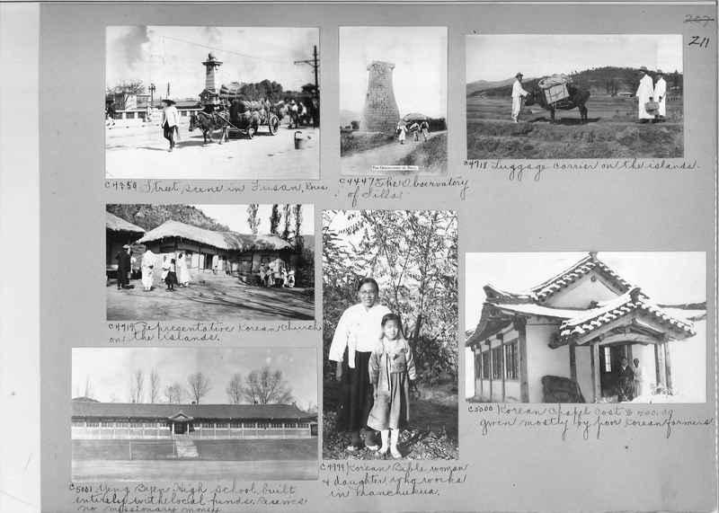 Mission Photograph Album - Korea #5 page 0211