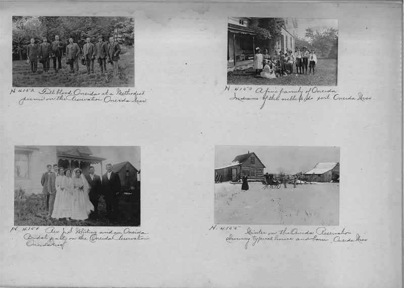 Mission Photograph Albums - Indians #1 page 0084