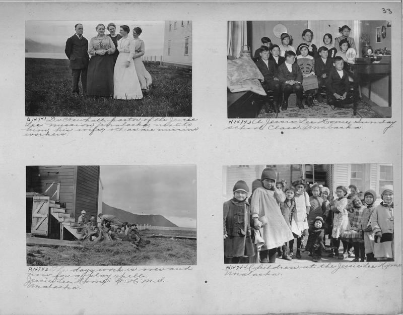 Mission Photograph Album - Alaska #1 page 0033