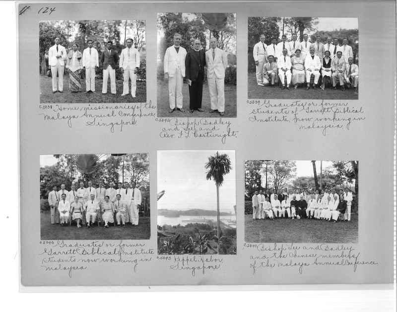 Mission Photograph Album - Malaysia #7 page 0124