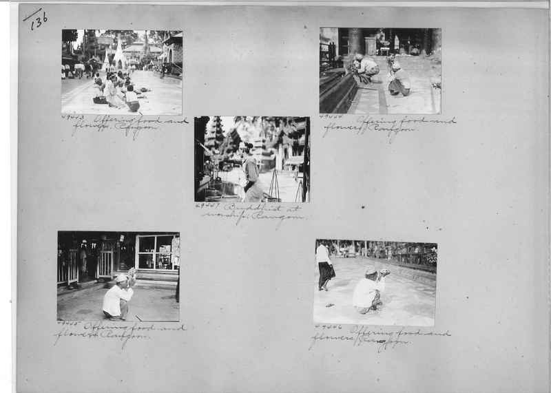 Mission Photograph Album - Burma #1 page 0136