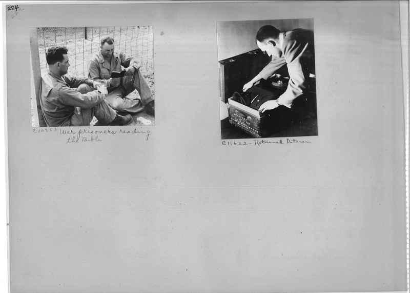 Mission Photograph Album - Miscellaneous #02 Page 0224