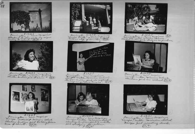 Mission Photograph Albums - Indians #3 Page_0058