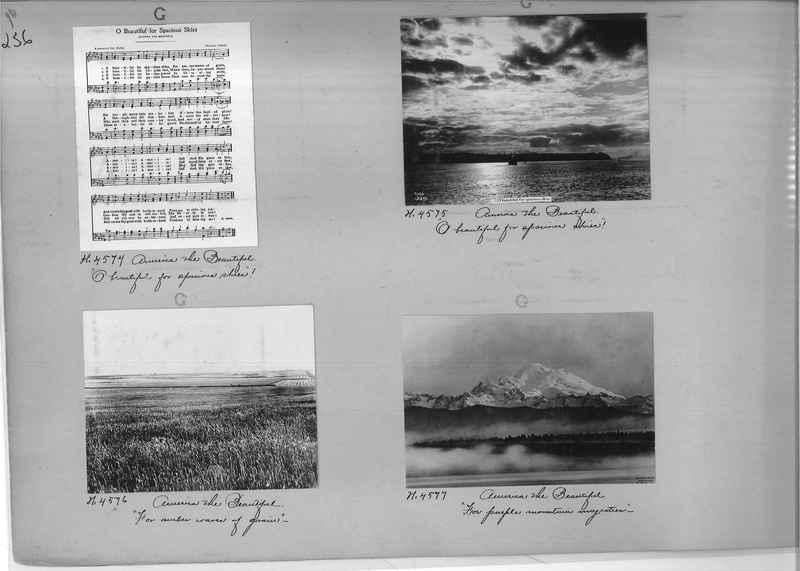 Mission Photograph Album - Miscellaneous #02 Page 0236