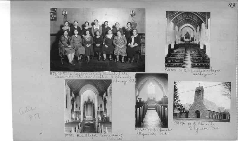Mission Photograph Album - Cities #17 page 0043