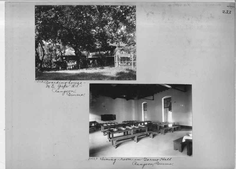 Mission Photograph Album - Burma #1 page 0233