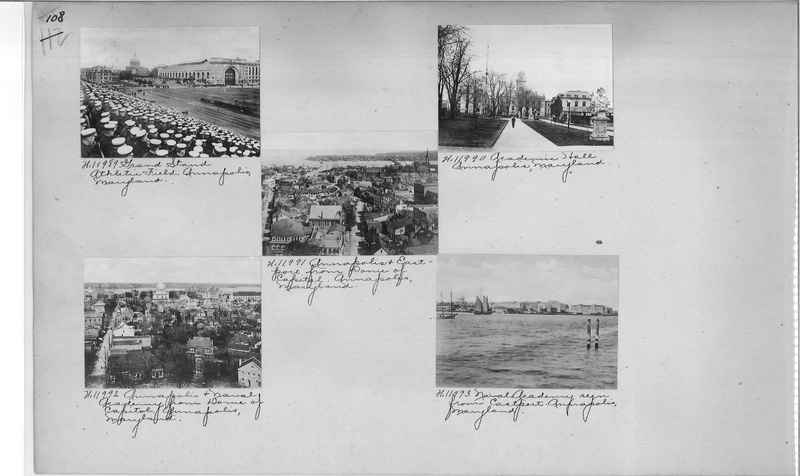 Mission Photograph Album - Cities #6 page 0108