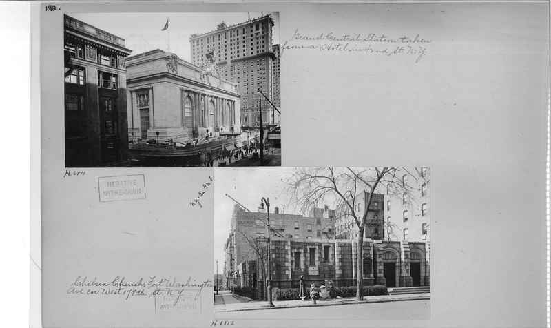 Mission Photograph Album - Cities #3 page 0192
