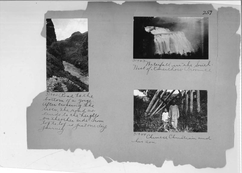Mission Photograph Album - China #7 page 0257