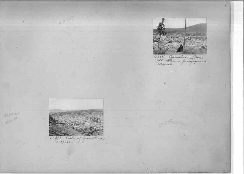 Mission Photograph Album - Mexico #04 page 0001