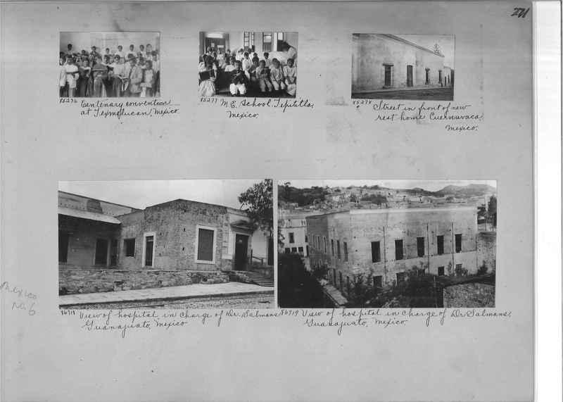 Mission Photograph Album - Mexico #06 page 0271