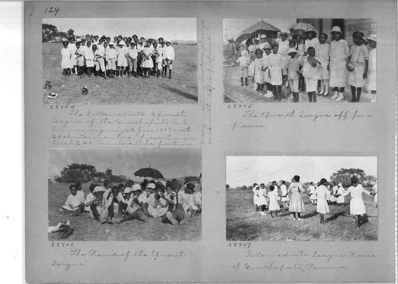 Mission Photograph Album - Panama #02 page 0124