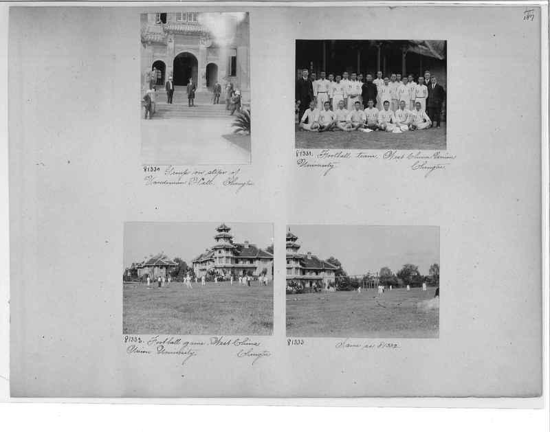 Mission Photograph Album - China #10 pg. 0187
