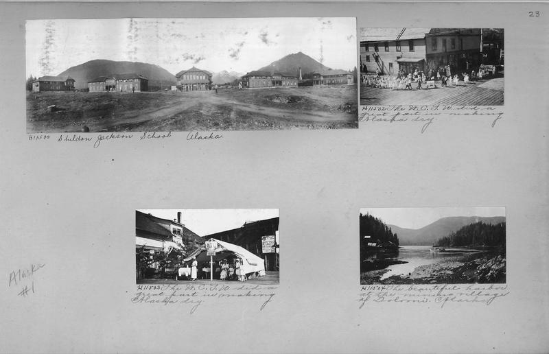Mission Photograph Album - Alaska #1 page 0023