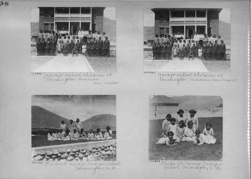 Mission Photograph Album - Indians #2 page_0096