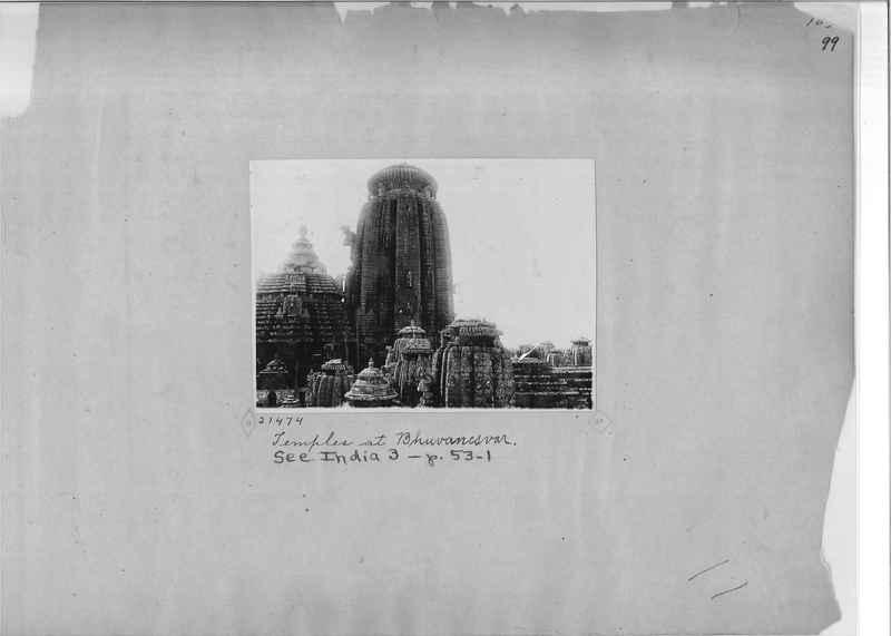 Mission Photograph Album - India - O.P. #01 Page 0099