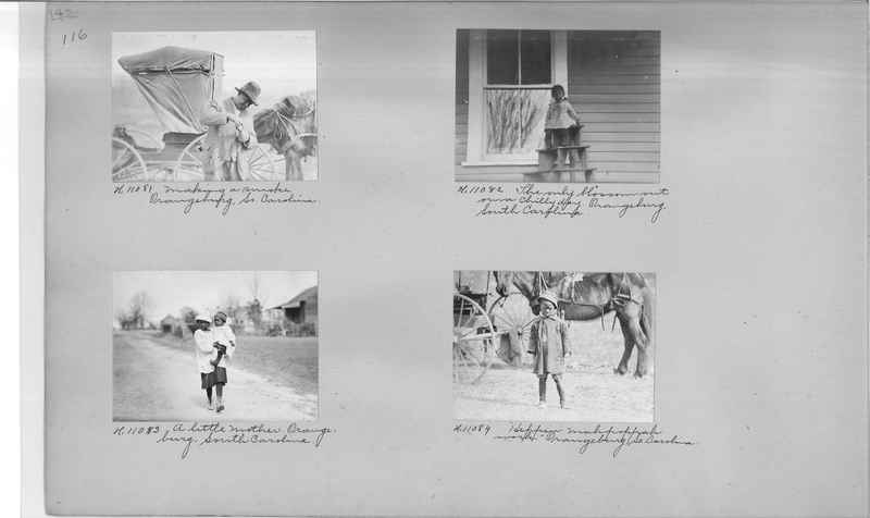 Mission Photograph Album - Negro #1 page 0116