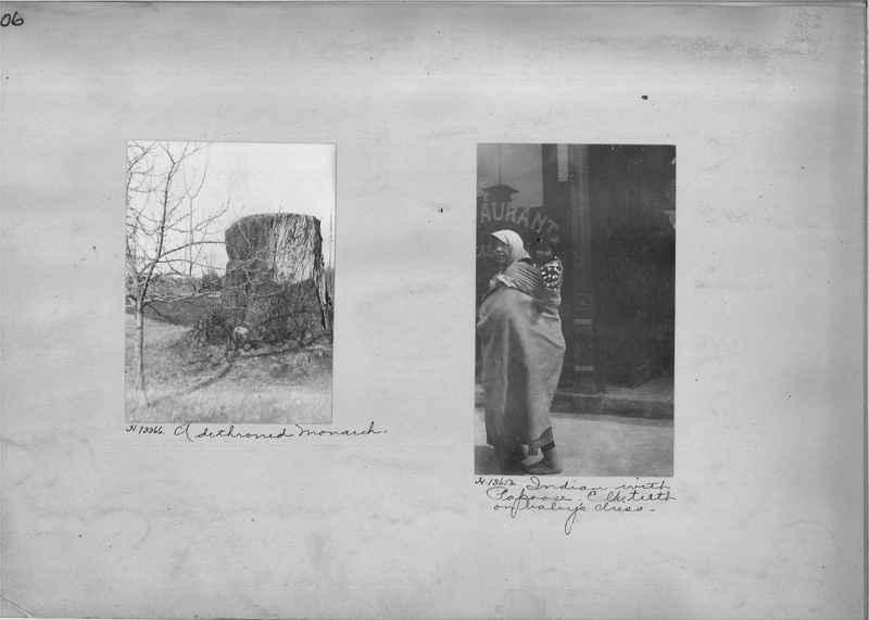 Mission Photograph Albums - Indians #1 page 0206