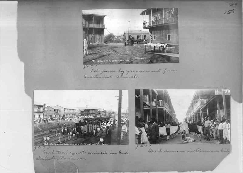 Mission Photograph Album - Panama #02 page 0155