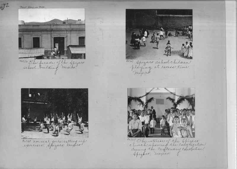 Mission Photograph Album - Mexico #06 page 0272