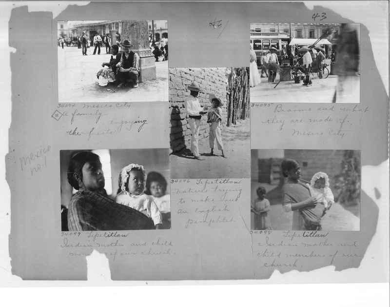 Mission Photograph Album - Mexico #01 Page_0043