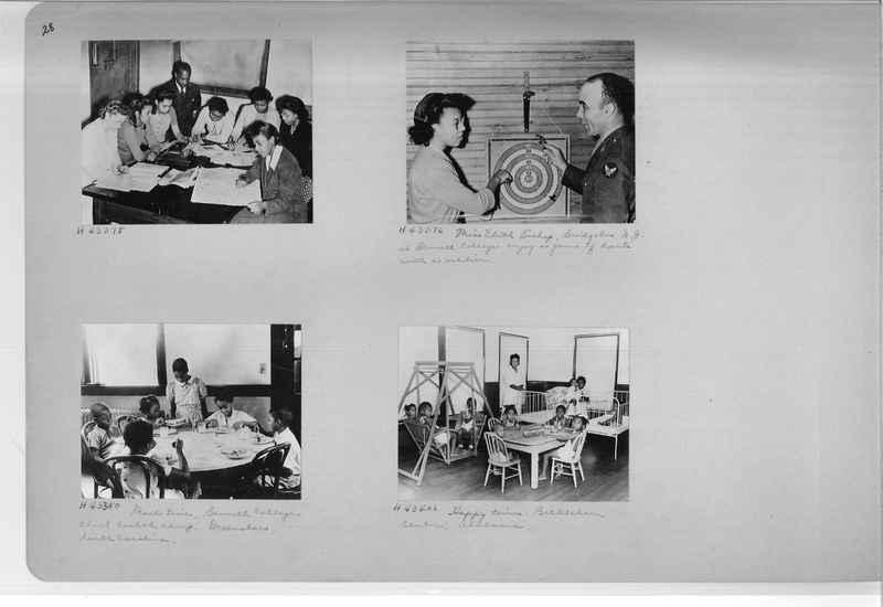 Mission Photograph Album - Negro #7 page 0028