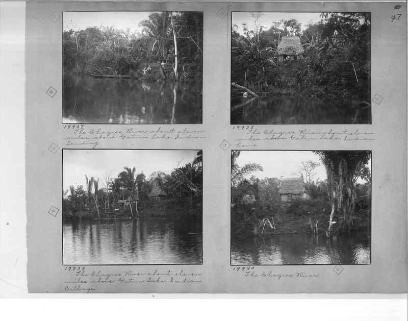Mission Photograph Album - Panama #1 page  0047