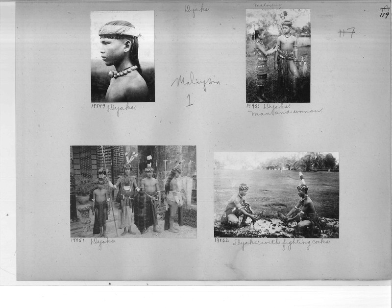 Mission Photograph Album - Malaysia #1 page 0119