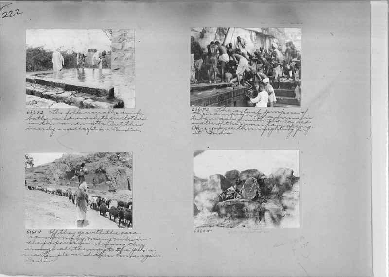 Mission Photograph Album - India #08 Page 0222