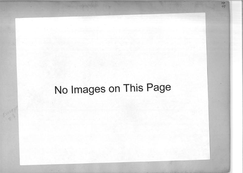 Mission Photograph Album - Europe #03 Page 0047