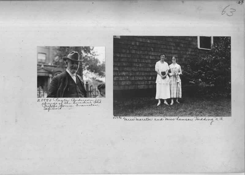 Mission Photograph Album - Miscellaneous #01 Page_0063