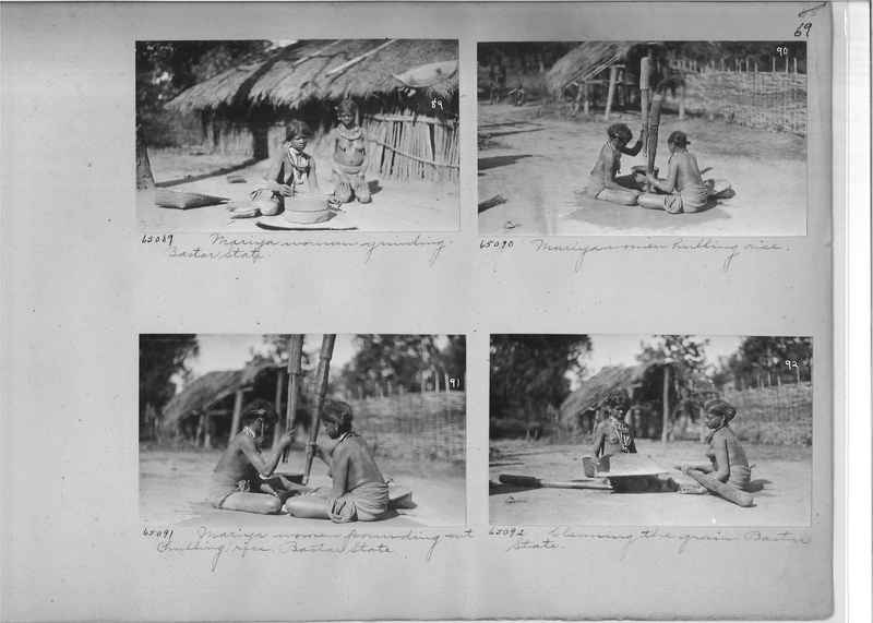 Mission Photograph Album - India #08 Page 0069