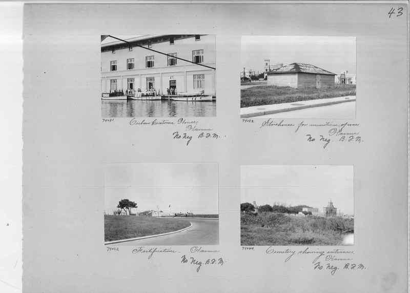 Mission Photograph Album - Panama #03 page 0043