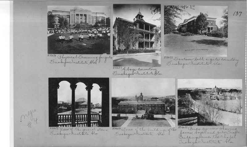 Mission Photograph Album - Negro #4 page 0137